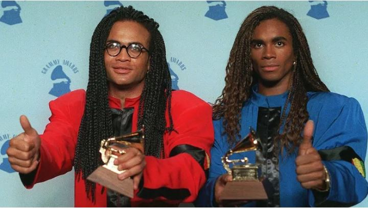 Mime & Punishment?          The rise and fall of Milli Vanilli